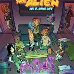 albert the alien vol 3