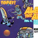 albert the alien vol 4