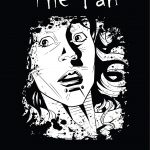 the fan horror comic book cover art by nick raimo written by trevor mueller