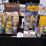 anime midwest convention table