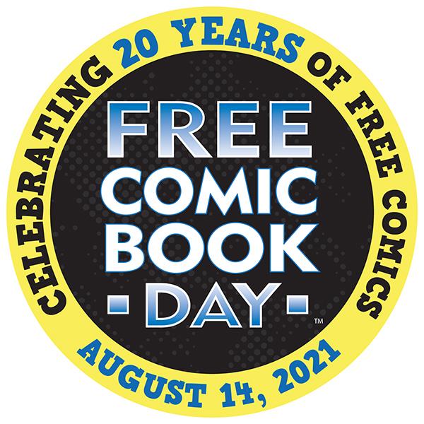 free comic book day, fcbd, aug 14